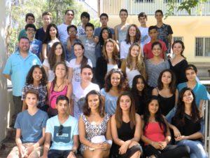 Photo de Classe 2°2 Années 2014/2015