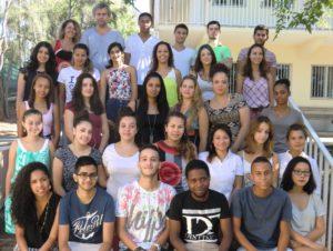 Photo de Classe CI2 Années 2014/2015