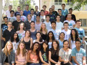 Photo de Classe MPSI Années 2014/2015