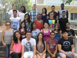 Photo de Classe TBPG1 Années 2014/2015
