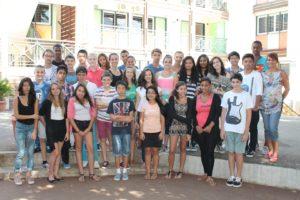 Photo de Classe 3-10 Années 2014/2015