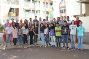 Photo de Classe 3-5 Années 2014/2015