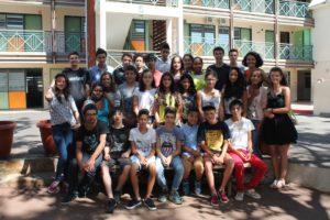 Photo de Classe 3-7 Années 2014/2015