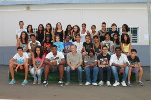 Photo de Classe 3-8 Années 2014/2015