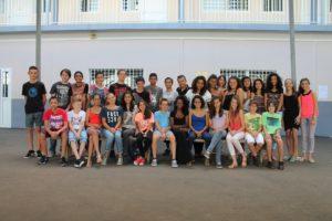 Photo de Classe 4-1 Années 2014/2015