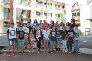 Photo de Classe 4-10 Années 2014/2015