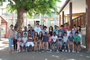 Photo de Classe 4-8 Années 2014/2015