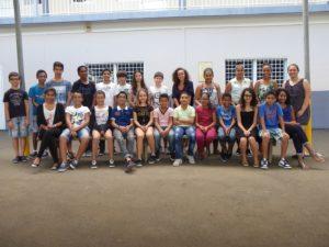 Photo de Classe 5-4 Années 2014/2015