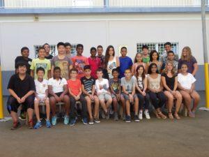 Photo de Classe 5-5 Années 2014/2015