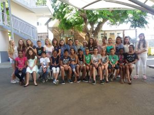 Photo de Classe 5-7 Années 2014/2015