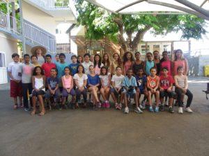 Photo de Classe 6-1 Années 2014/2015