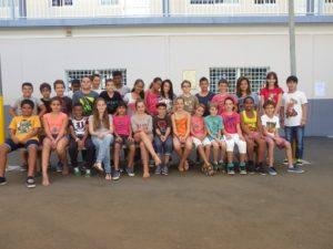 Photo de Classe 6-4 Années 2014/2015