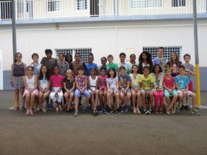 Photo de Classe 6-7 Années 2014/2015