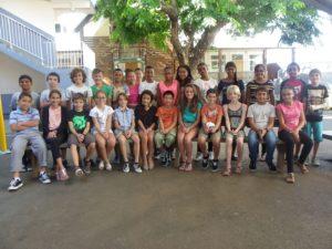 Photo de Classe 6-9 Années 2014/2015