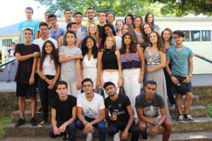 Photo de Classe 1ES2 Année 2015/2016