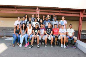 Photo de Classe 3-1 Année 2015/2016
