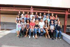 Photo de Classe 3-11 Année 2015/2016