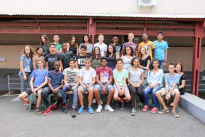 Photo de Classe 3-6 Année 2015/2016