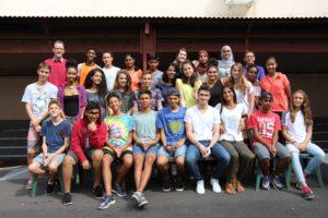 Photo de Classe 3-7 Année 2015/2016