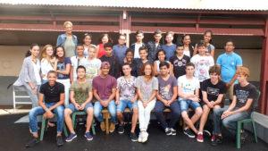 Photo de Classe 3-9 Année 2015/2016