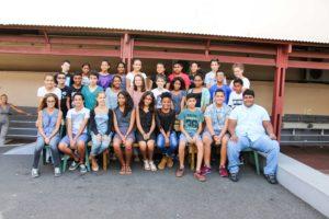Photo de Classe 4-7 Année 2015/2016