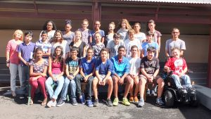 Photo de Classe 4-9 Année 2015/2016