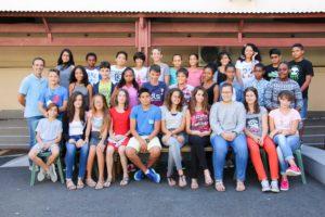 Photo de Classe 5-10 Année 2015/2016