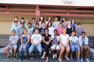 Photo de Classe 5-4 Année 2015/2016