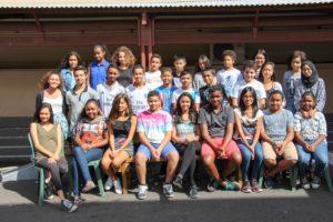 Photo de Classe 5-5 Année 2015/2016