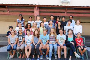 Photo de Classe 5-8 Année 2015/2016