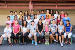 Photo de Classe 6-11 Année 2015/2016