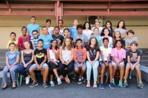 Photo de Classe 6-5 Année 2015/2016