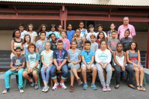 Photo de Classe 6-1 Année 2015/2016