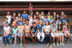 Photo de Classe 6-3 Année 2015/2016