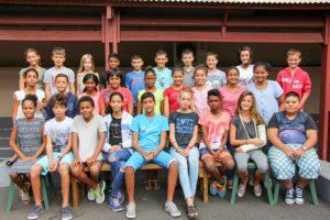 Photo de Classe 6-8 Année 2015/2016