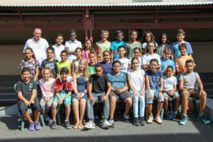 Photo de Classe 6-9 Année 2015/2016