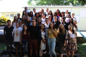 Photo de Classe T-ES1 Année 2015/2016