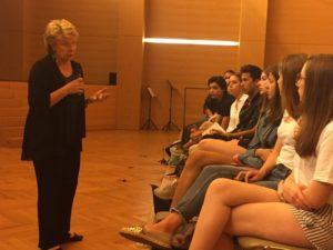 Conférence avec Mme Viviane REDING, députée européenne