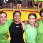 Minimes filles équipe 2- vices championnes d'académie