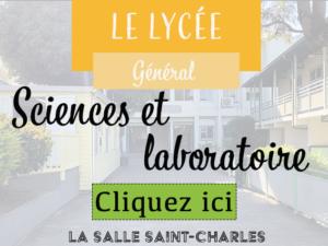 LycéeGénéScience&labo