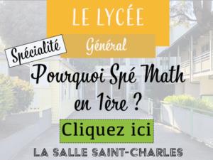 LycéeGénéSpéMath1re