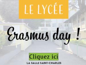 LycéeErasmusDay