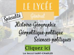 LycéeGénéSpéHistoire