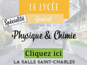 LycéeGénéSpéPhysiqueChimie